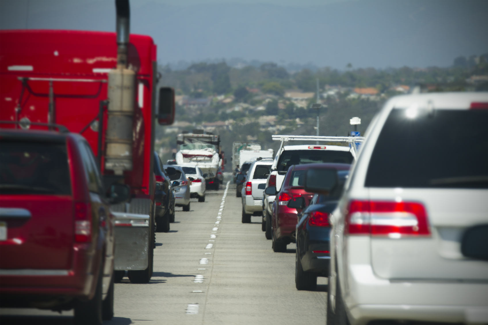 Traffic congestion doesn't have to increase fleet costs